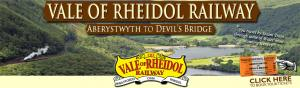 Vale Of Rheidol Railway Promo Codes