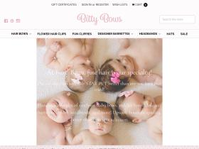 Bitty Bows Boutique Promo Codes