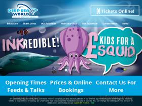 Deep Sea World Promo Codes