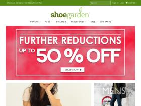 Shoegarden Promo Codes